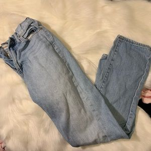 """Madewell """"The Perfect Summer Jean"""" Sz 28"""